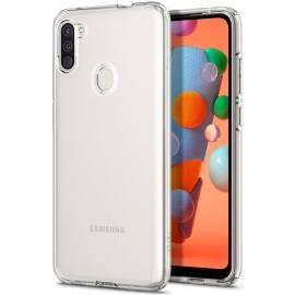 Spigen Liquid Crystal Case Samsung Galaxy A11 - Clear (ACS00856)