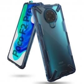 Ringke Fusion-X Xiaomi Pocophone F2 Pro - Space Blue