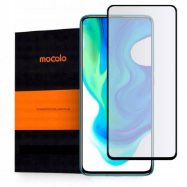 Mocolo TG+ Full Glue Tempered Glass Xiaomi Pocophone F2 Pro - Black