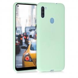 KW TPU Silicone Case Samsung Galaxy A11 - Mint Matte (52169.50)