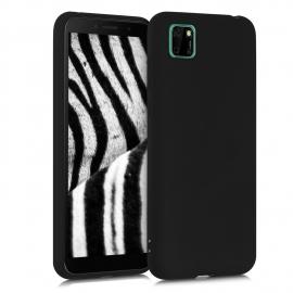 KW TPU Silicone Case Huawei Y5p - Black Matte (52527.47)