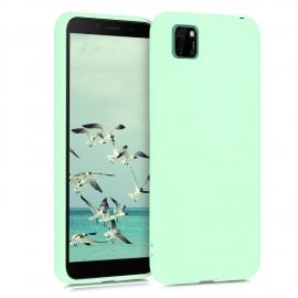 KW TPU Silicone Case Huawei Y5p - Mint Matte (52527.50)