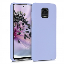 KW TPU Soft Flexible Rubber Xiaomi Redmi Note 9s - Lavender (52141.108)