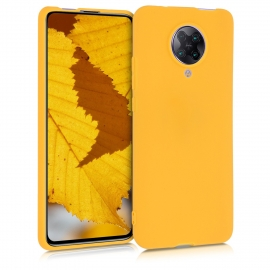 KW TPU Silicone Case Xiaomi Pocophone F2 Pro - Honey Yellow (52449.143)