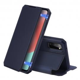 DuxDucis Skin X Bookcase Samsung Galaxy A41 - Blue