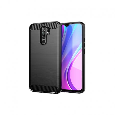 Vivid Carbon Case Xiaomi Redmi 9 - Black (VICARB126BK)
