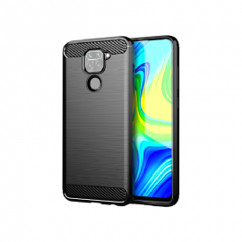Vivid Carbon Case Xiaomi Redmi Note 9 - Black (VICARB125BK)