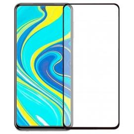 Wozinsky Tempered Glass 9H Full Glue Xiaomi Redmi Note 9 - Black