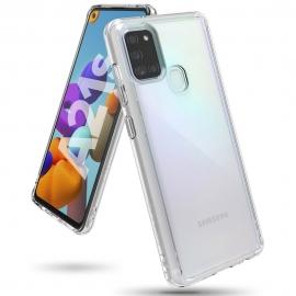 Ringke Fusion-X Design Case Samsung Galaxy A21s - Clear