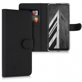 KW PU Leather Wallet Case Samsung Galaxy A21s - Black (52567.01)