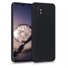 KW TPU Silicone Case Xiaomi Mi Note 10 Lite - Black Matte (52443.47)
