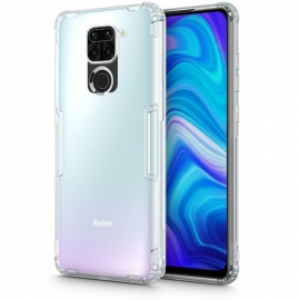 Nillkin Nature TPU Case Gel Ultra Slim Xiaomi Redmi Note 9 - Transparent