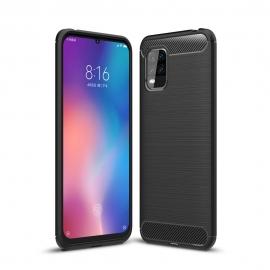 Tech-Protect TPU Carbon Case Xiaomi Mi 10 Lite - Black