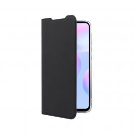 Vivid Book Case Xiaomi Redmi 9A - Black (VIBOOK131BK)