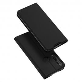 DuxDucis SkinPro Bookcase Huawei Y6p - Black