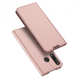 DuxDucis SkinPro Bookcase Huawei Y6p - Rose Gold