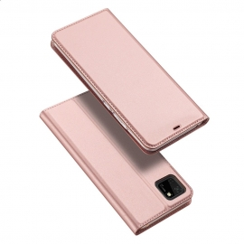 DuxDucis SkinPro Bookcase Huawei Y5p - Rose Gold