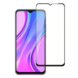 Wozinsky Tempered Glass 9H Full Glue Xiaomi Redmi 9 - Black