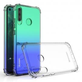 Wozinsky Anti Shock Durable Case Huawei P40 Lite E - Transparent