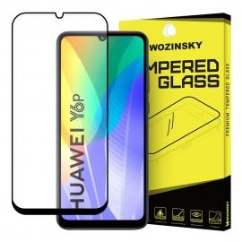 Wozinsky Tempered Glass 9H Full Glue Huawei Y6p - Black