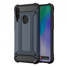 OEM Hybrid Armor Case Tough Rugged Huawei Y6p - Blue