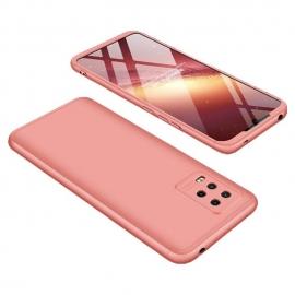 GKK Luxury 360° Full Cover Case Xiaomi Mi 10 Lite - Rose Gold
