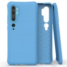 OEM Color Soft Back Case Gel Cover TPU Xiaomi Mi Note 10 - Blue