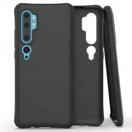 OEM Color Soft Back Case Gel Cover TPU Xiaomi Mi Note 10 - Black
