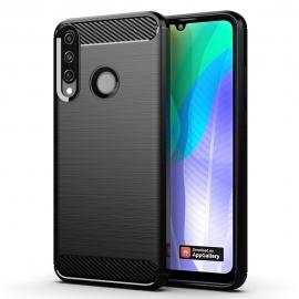 OEM Carbon Fiber Case Huawei Y6p - Black