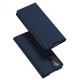 DuxDucis SkinPro Bookcase Samsung Galaxy Note 20 - Blue