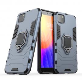 OEM Ring Kickstand Armor Huawei Y5p - Blue