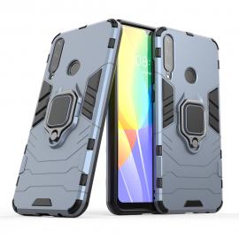 OEM Ring Kickstand Armor Huawei Y6p - Blue