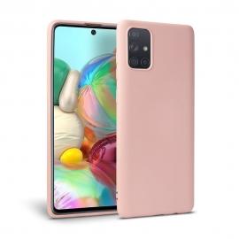 Tech-Protect Icon TPU Case Samsung Galaxy A31 - Pink