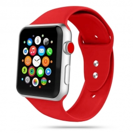 Tech-Protect Iconband Apple Watch 1/2/3/4/5 (42 / 44mm) - Red