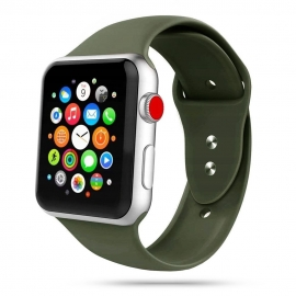 Tech-Protect Iconband Apple Watch 1/2/3/4/5 (42 / 44mm) - Army Green