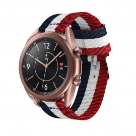 Tech-Protect Welling Samsung Galaxy Watch 3 45mm - Navy Red