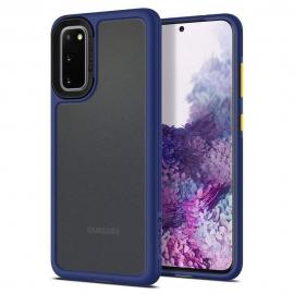 Spigen Ciel Color Brick Samsung Galaxy S20 - Navy (ACS00802)