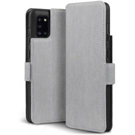 Terrapin Low Profile Θήκη - Πορτοφόλι Samsung Galaxy A31 - Grey (117-002a-315)