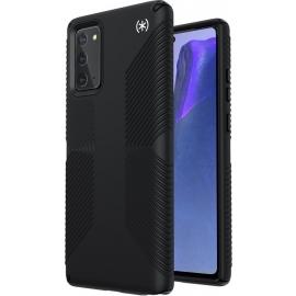 Speck Presidio2 Grip Samsung Galaxy Note 20 with MicroBan layer - Black (138598-D143)
