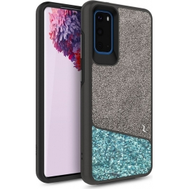 Zizo Division Case Samsung Galaxy S20 - Black/Mint