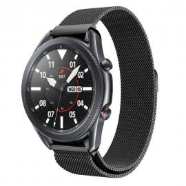 Tech-Protect Milaneseband Μεταλλικό Λουράκι Samsung Galaxy Watch 3 45mm - Black