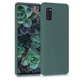 KW TPU Silicone Case Samsung Galaxy A41 - Blue Green (52251.171)