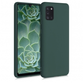 KW TPU Silicone Case Samsung Galaxy A31 - Moss Green (52936.169)