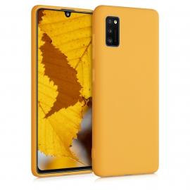 KW TPU Silicone Case Samsung Galaxy A41 - Iced Mango (52251.191)