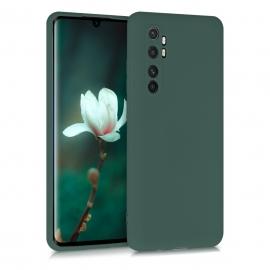 KW TPU Silicone Case Xiaomi Mi Note 10 Lite - Blue Green (52443.171)