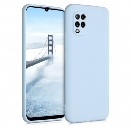 KW TPU Silicone Case Xiaomi Mi 10 Lite - Pastel Blue (52490.177)