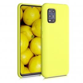 KW TPU Soft Flexible Rubber Xiaomi Mi 10 Lite - Yellow Matte (52493.49)