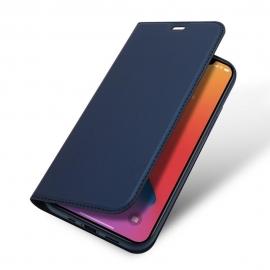 DuxDucis SkinPro Wallet Case iPhone 12 mini - Blue