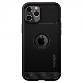 Spigen Rugged Armor iPhone 12 Pro Max - Black (ACS01616)