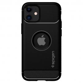 Spigen Rugged Armor iPhone 12 Mini - Black (ACS01743)